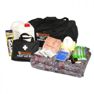 Family Survival Kit 4 People Emergency Prepare Nz